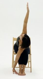 Chair Workout - Quick Chair Exercises (92)