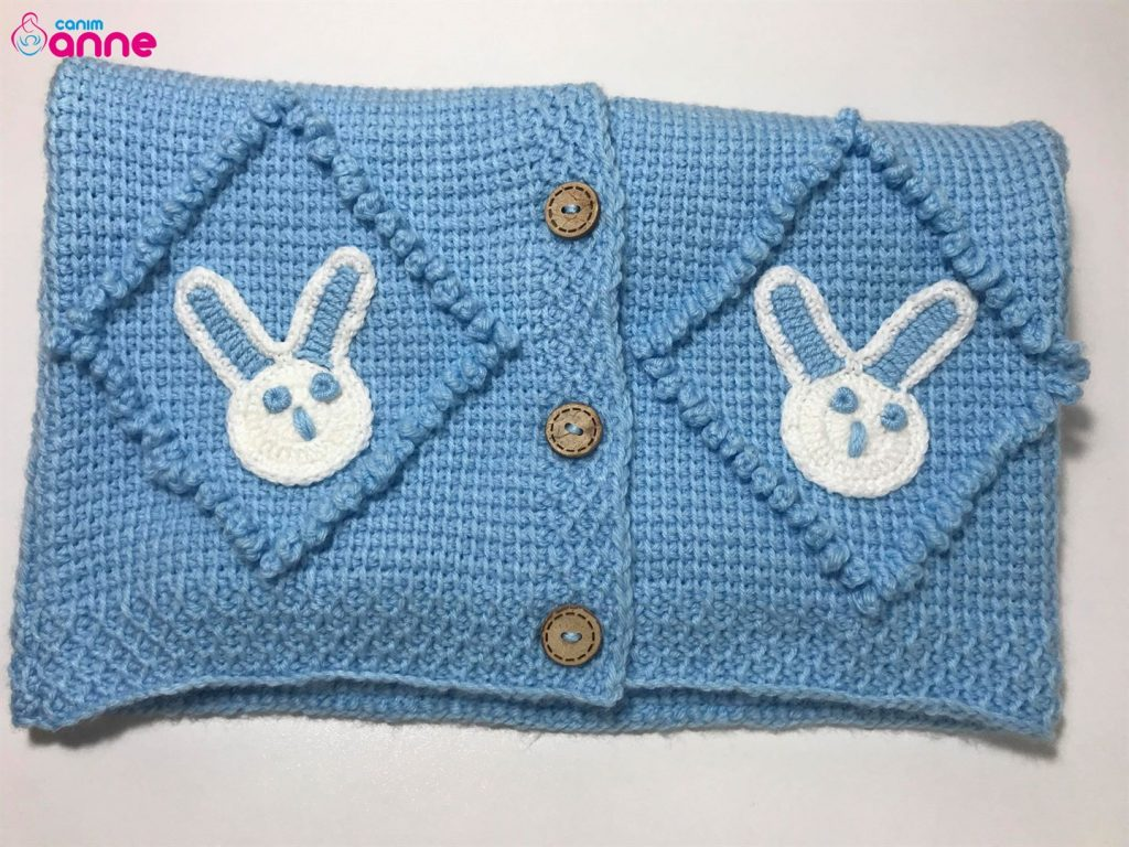 Tunisia business rabbit baby vest pattern for free ...