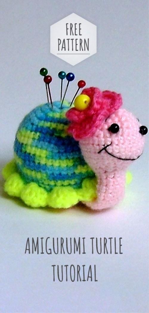 small resolution of crochet snail diagram
