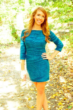 sweater-weather-teal-cable-knit-dress-knitting-pattern-1