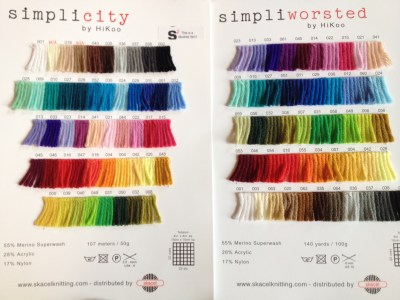 hikoo simplicity color swatches