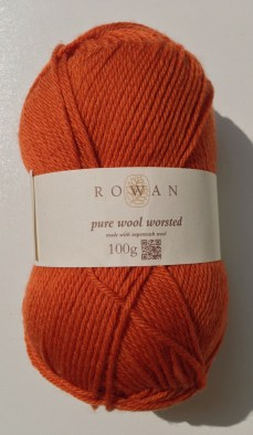 Rowan Pure Wool Worsted - Seville 134