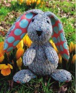 Knitting toy  pattern- Bunny