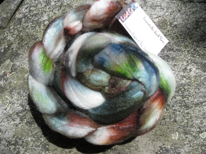 Lovesticks Merino-Silk Blend