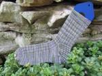 Grassy Sidewalk Sock
