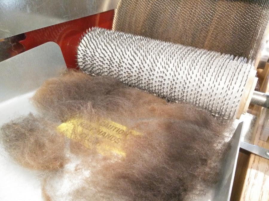 carding-fleece