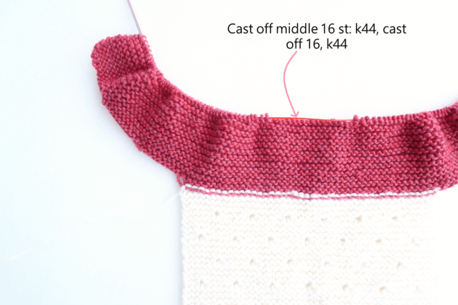 Strawberry Seed Baby Cardigan Knitting Pattern FREE