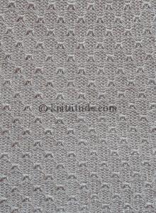 Tunic Dress Standard Machine Knitting Pattern