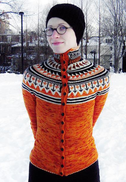 Knitty's Oranje
