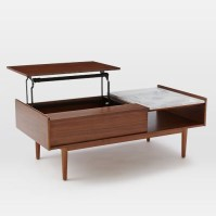10 West Elm Lift top Coffee Table Inspiration