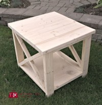 10 Ana White Rustic X Coffee Table Gallery | Coffee Tables ...