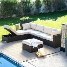 Crate And Barrel Outdoor Coffee Table