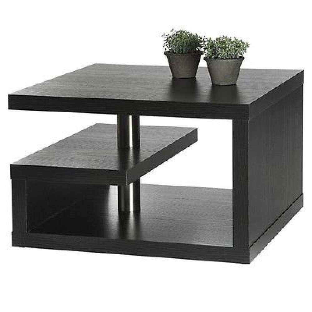 11 Large Square Black Coffee Table Images