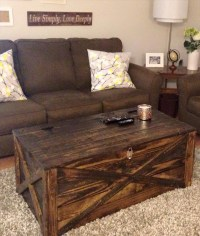 11 Black Storage Trunk Coffee Table Pics | Coffee Tables Ideas