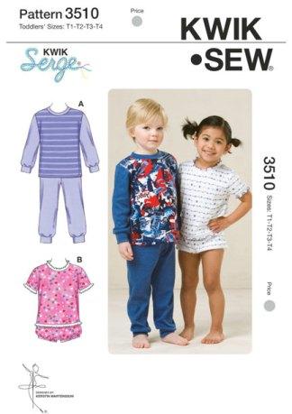 Kwik Sew Patterns for Children