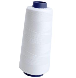 Hemline Overlocking 2000m Thread White
