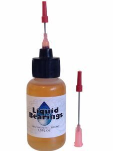 Liquid Bearings synthetic oil for any tactical folding knife