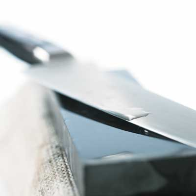 Är duprofessionellknivslipare?