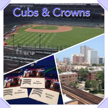Chicago Cubs Wrigley Rooftop