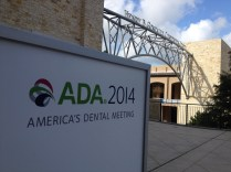 American Dental Association Meeting Trade Show Texas