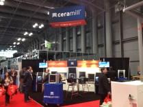 Amann Girrbach America: Inside Dental Technology Trade Show Booth
