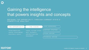 Gaining the intelligence that powers insights and concepts