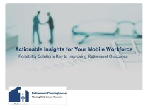 RCH Webinar Actionable Insights for your mobile workforce