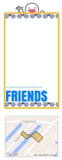 FriendsGeoFilter