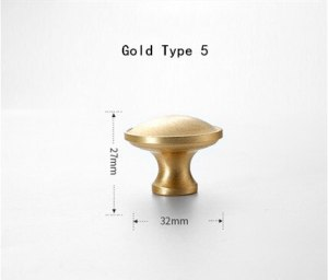 New Style Luxury Door Knobs Handles for Cabinet Kitchen Aluminum Alloy Furniture Handle Dresser Drawer Pulls Wall Hanging Hooks