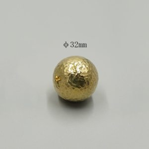 1 PC Solid Brass Round Cabinet Door Knobs and Handles Furnitures Cupboard Wardrobe Handmade Drawer Pull Golden Handles