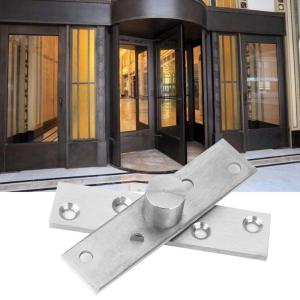 Three Types Stainless Steel Pivot Door Hinge Heavy 360 Shaft Hinge Steel Stainless Doors Duty Degree Hing For Wood Pivot Pi G9W8
