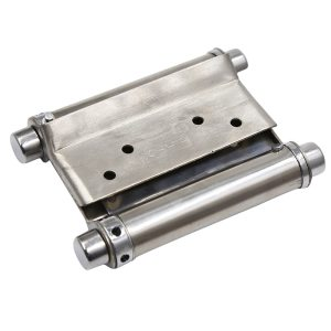 New Stainless Steel Two-Way Free Door Hinge Cowboy Door Fence Dedicated Hinge 3 Inches/4 Inches Double Open Spring Hinges