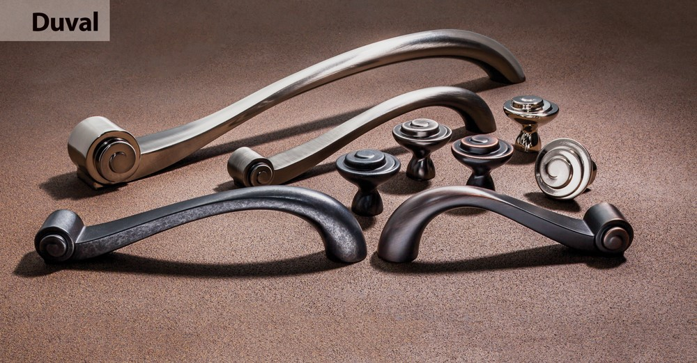Duval Collection Cabinet Hardware By Jeffrey Alexander