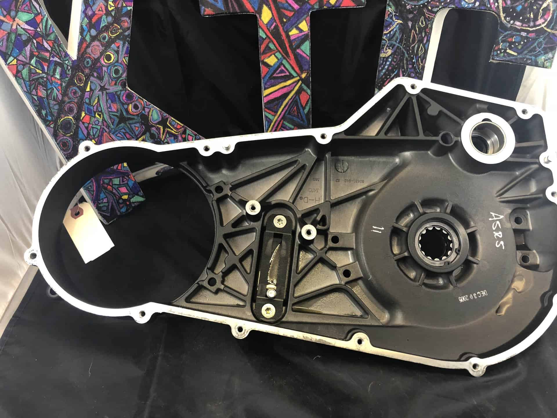 Black Inner and Outer Primary for 94 to 06 Softails used image 4