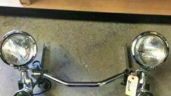 HD Passing Lamp Bracket With Passing Lamps And Turn Signals#68712-94A