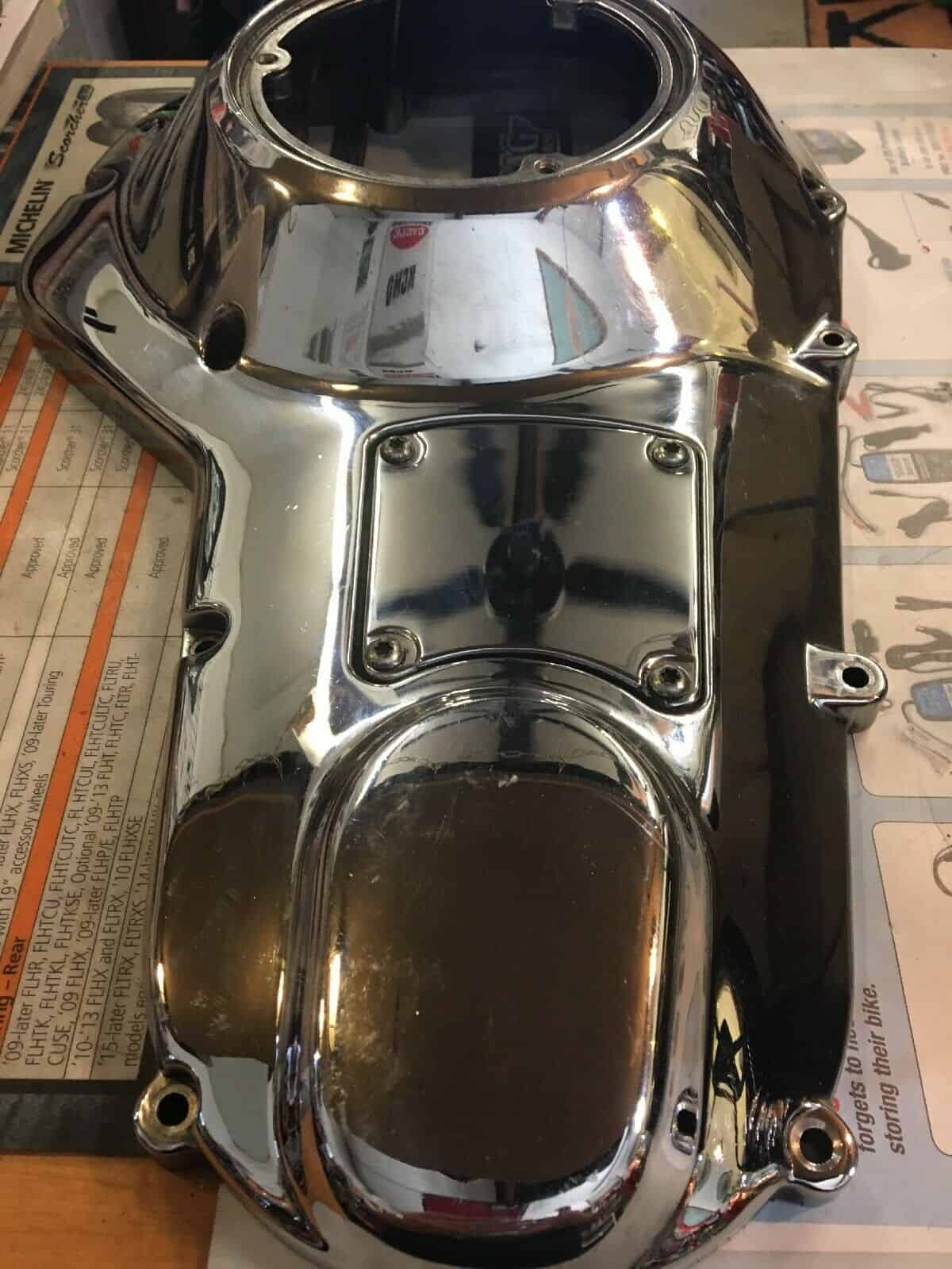 Harley Davidson Chrome Outer Primary #60685-94