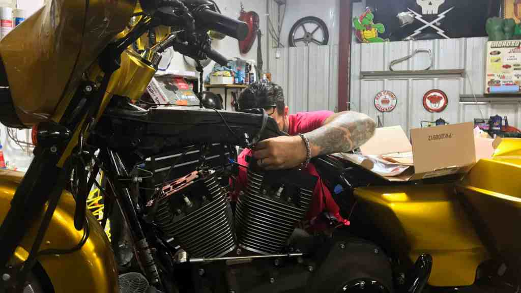 Motorcycle Mechanic Shop Near Me, Motorcycle Mechanic Shop Near Me, Knobtown Cycle