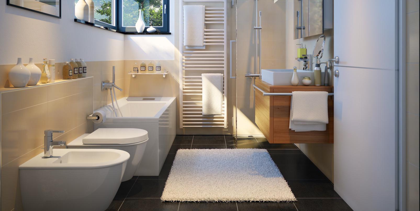 Knoche Haustechnik. Badrenovierung - Badsanierung - Mit Leichtigkeit