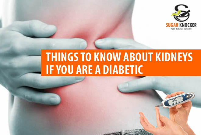 Kidney care with diabetes
