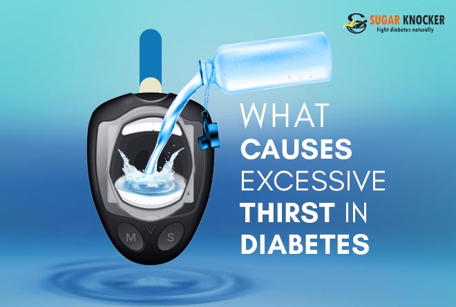 frequent urination and thirst in diabetes