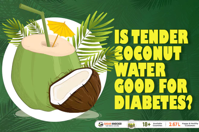 is coconut water good for diabetics