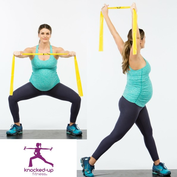 picture of pelvic floor exercises after birth