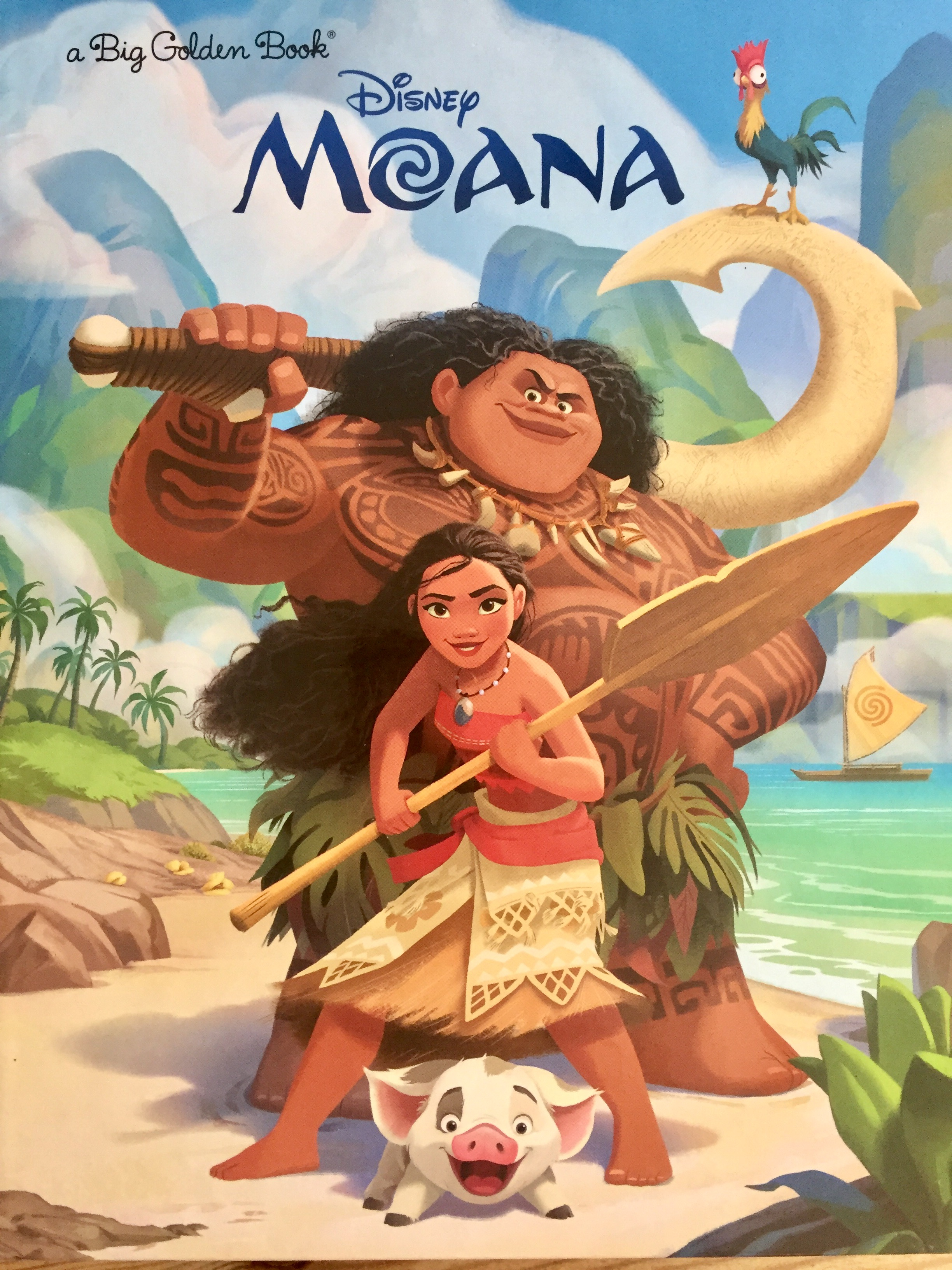 Moana Ruined My Kid's Perception of Death