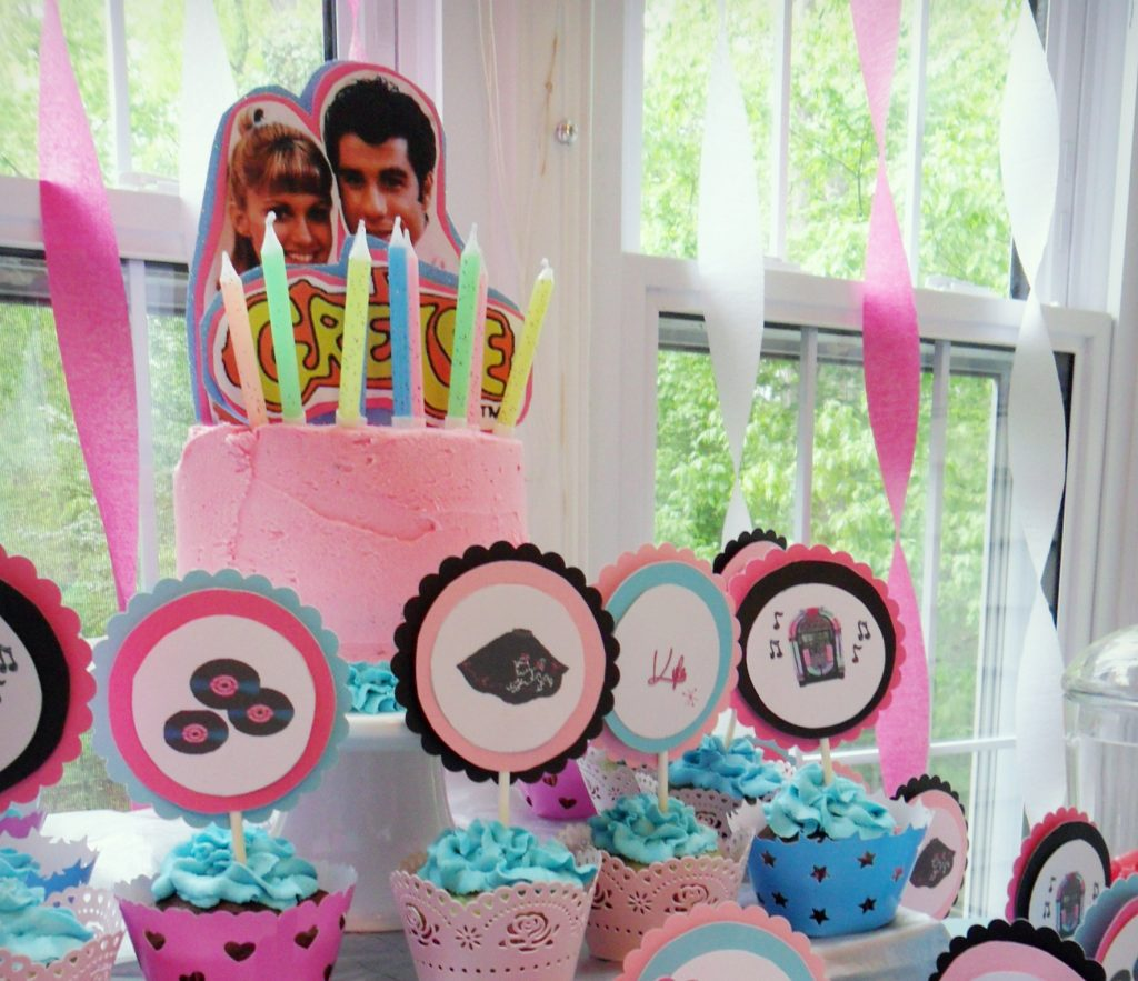 Simple Birthday Party Invitations