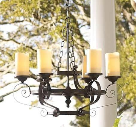 Outdoor Hanging Chandelier  Chandelier Online