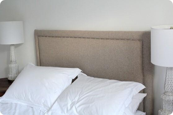 Fabric Covered Headboard