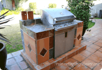 Outdoor barbeque ideas on Pinterest | Outdoor Barbeque ...