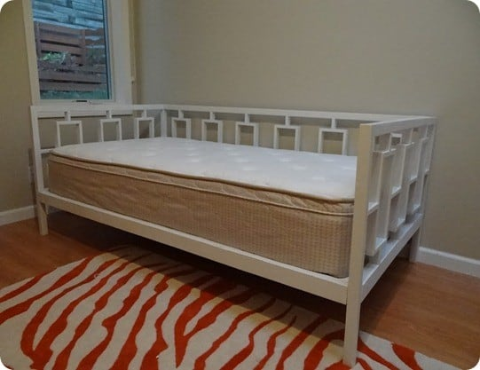 Geometric Rectangles Daybed