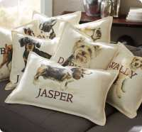 Personalized Printed Pet Pillow