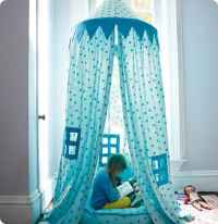 Kids Play Canopy and Cozy Reading Nook